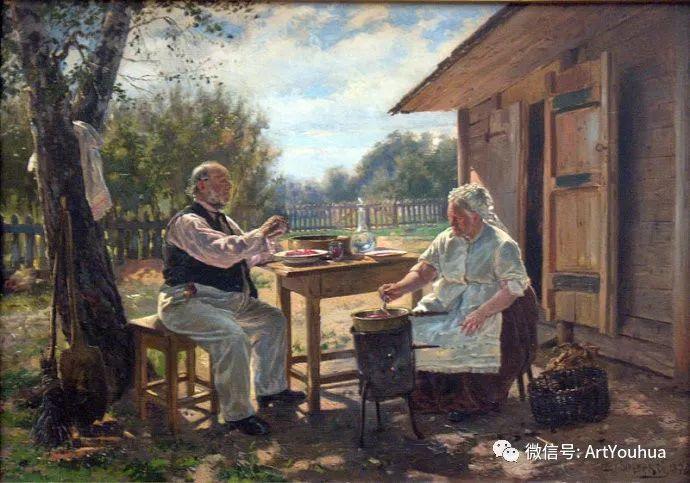 他们家四兄妹都是俄罗斯著名的画家插图10