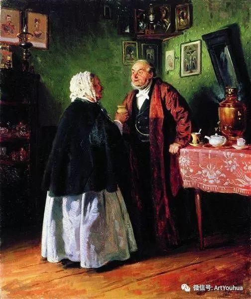 他们家四兄妹都是俄罗斯著名的画家插图11