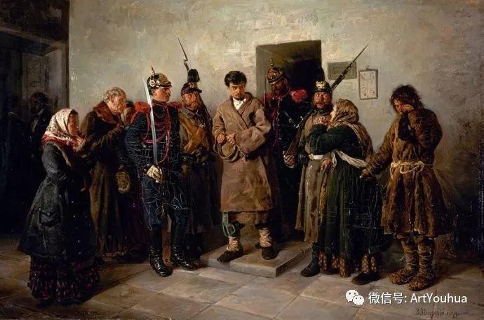 他们家四兄妹都是俄罗斯著名的画家插图12