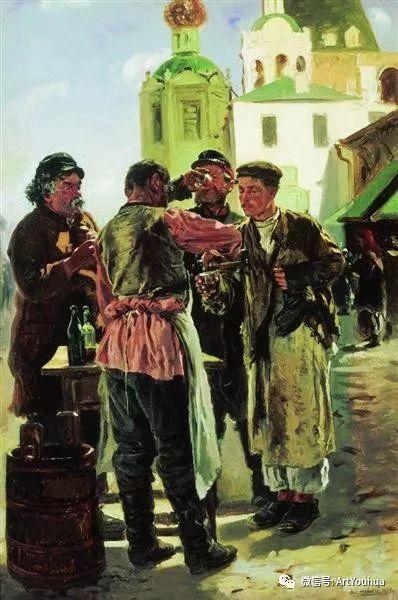 他们家四兄妹都是俄罗斯著名的画家插图13