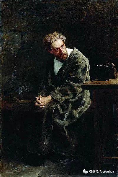 他们家四兄妹都是俄罗斯著名的画家插图15