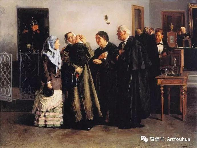 他们家四兄妹都是俄罗斯著名的画家插图16