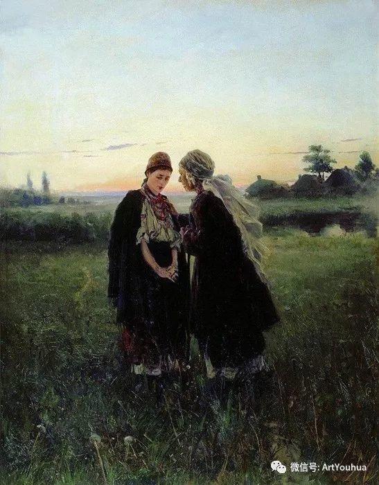 他们家四兄妹都是俄罗斯著名的画家插图21