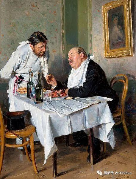 他们家四兄妹都是俄罗斯著名的画家插图23