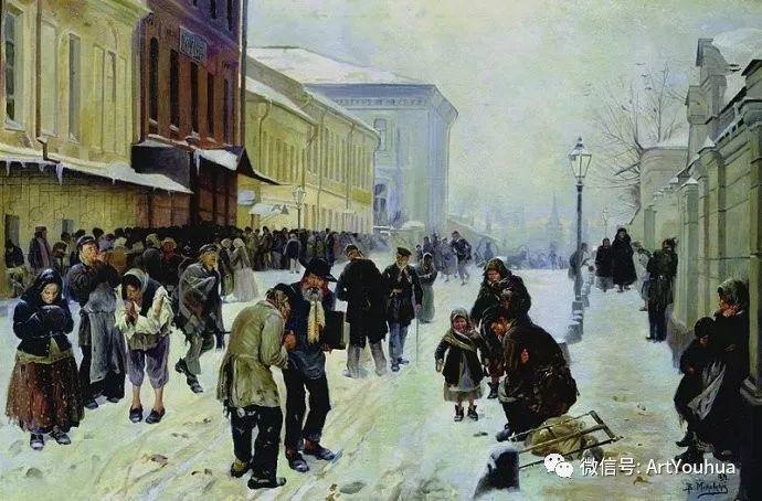 他们家四兄妹都是俄罗斯著名的画家插图25