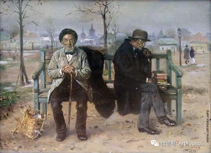 他们家四兄妹都是俄罗斯著名的画家插图30