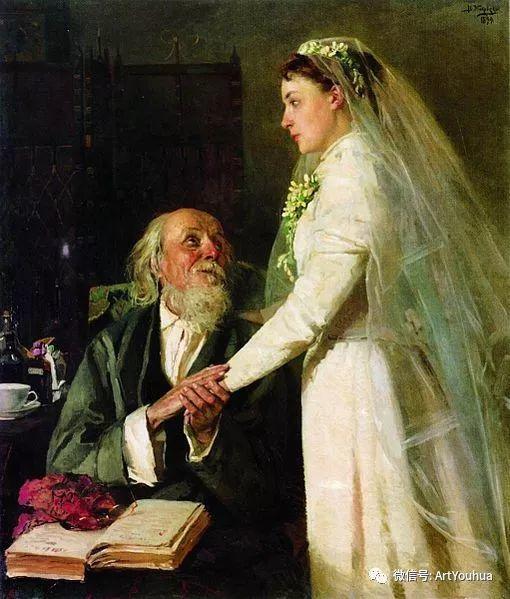 他们家四兄妹都是俄罗斯著名的画家插图31