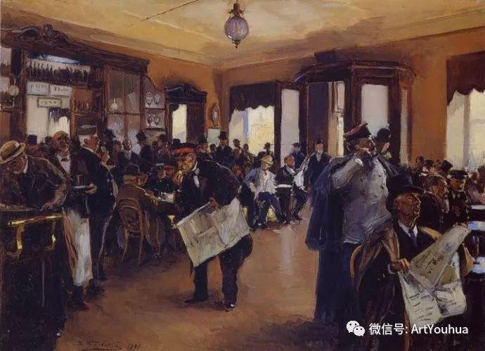 他们家四兄妹都是俄罗斯著名的画家插图33