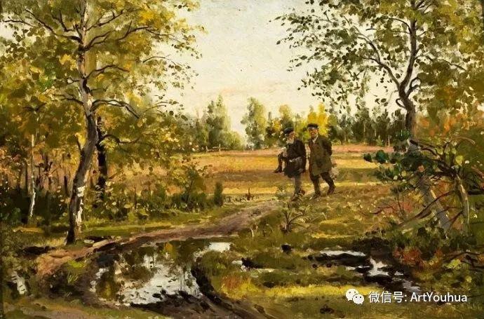 他们家四兄妹都是俄罗斯著名的画家插图37