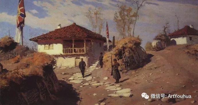 俄罗斯瓦西里·波列诺夫作品集二插图43