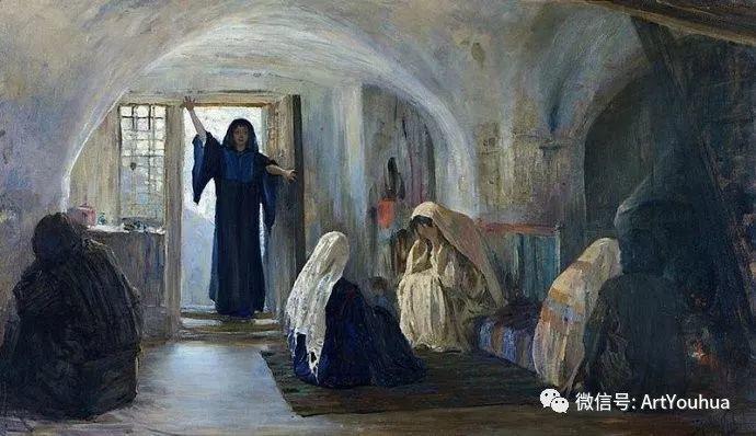 俄罗斯瓦西里·波列诺夫作品集二插图53