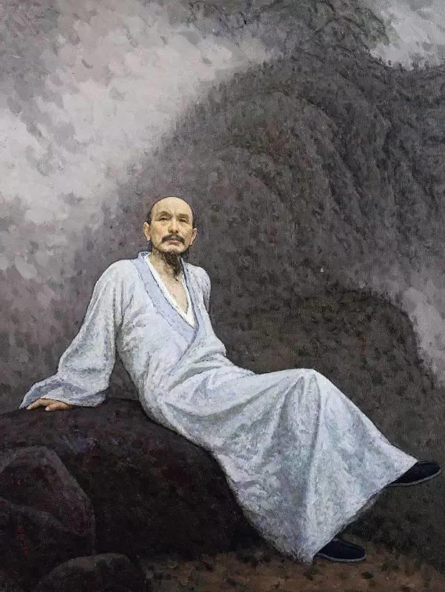 31幅中国天价经典写实油画,你更喜欢哪一幅?插图7