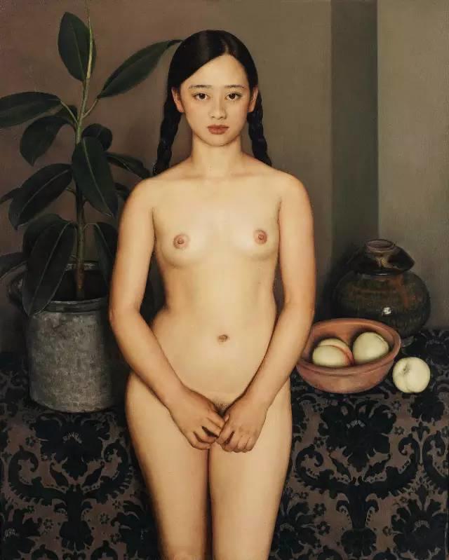 31幅中国天价经典写实油画,你更喜欢哪一幅?插图9