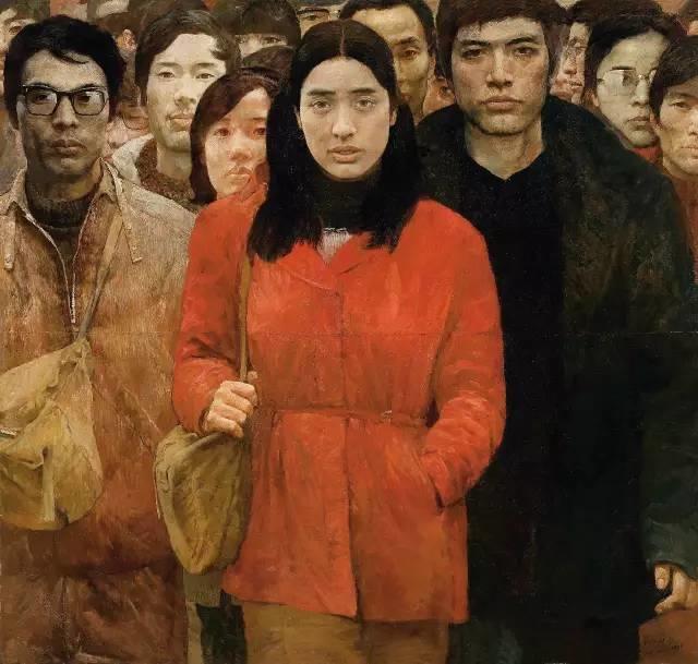 31幅中国天价经典写实油画,你更喜欢哪一幅?插图15
