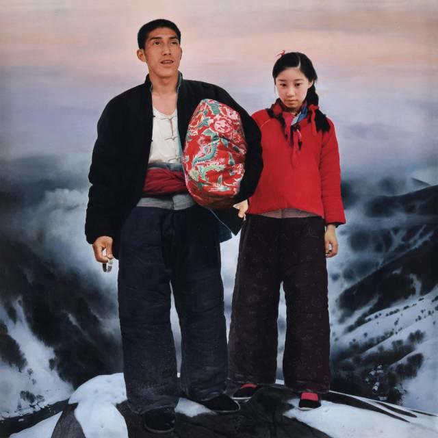 31幅中国天价经典写实油画,你更喜欢哪一幅?插图27