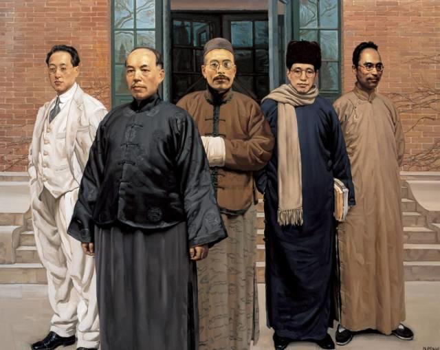 31幅中国天价经典写实油画,你更喜欢哪一幅?插图41
