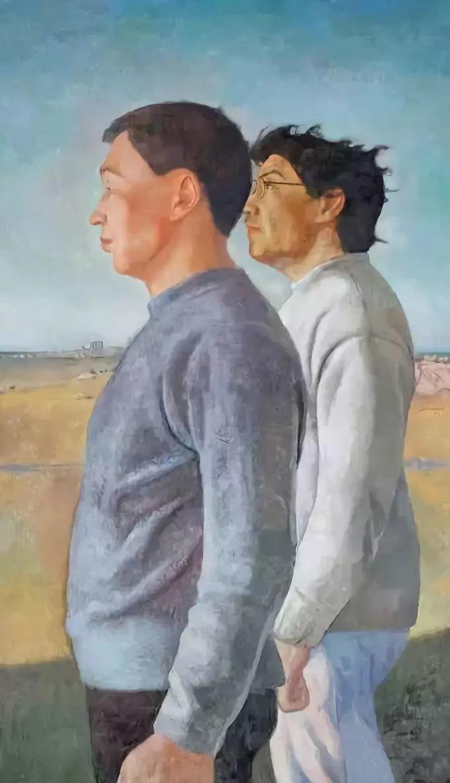 31幅中国天价经典写实油画,你更喜欢哪一幅?插图53