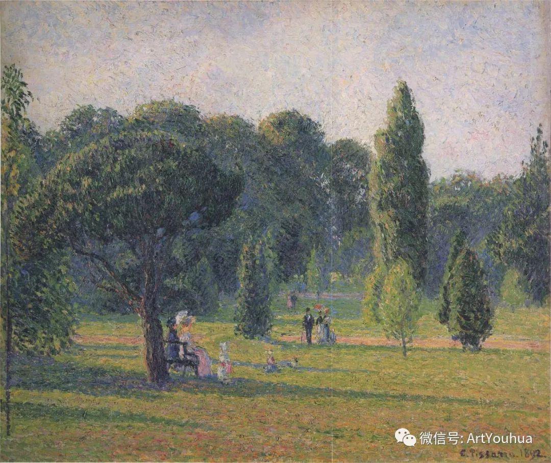 145图 法国印象派画家毕沙罗作品集一插图1