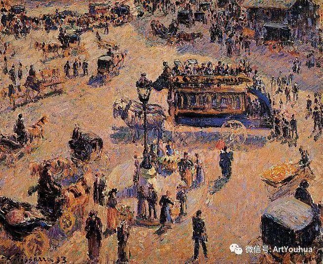 145图 法国印象派画家毕沙罗作品集一插图3