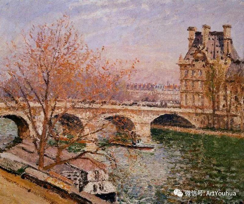 145图 法国印象派画家毕沙罗作品集一插图5