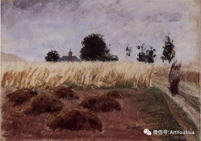 145图 法国印象派画家毕沙罗作品集一插图7