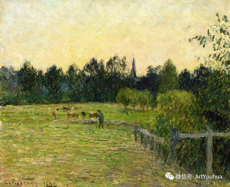 145图 法国印象派画家毕沙罗作品集一插图9