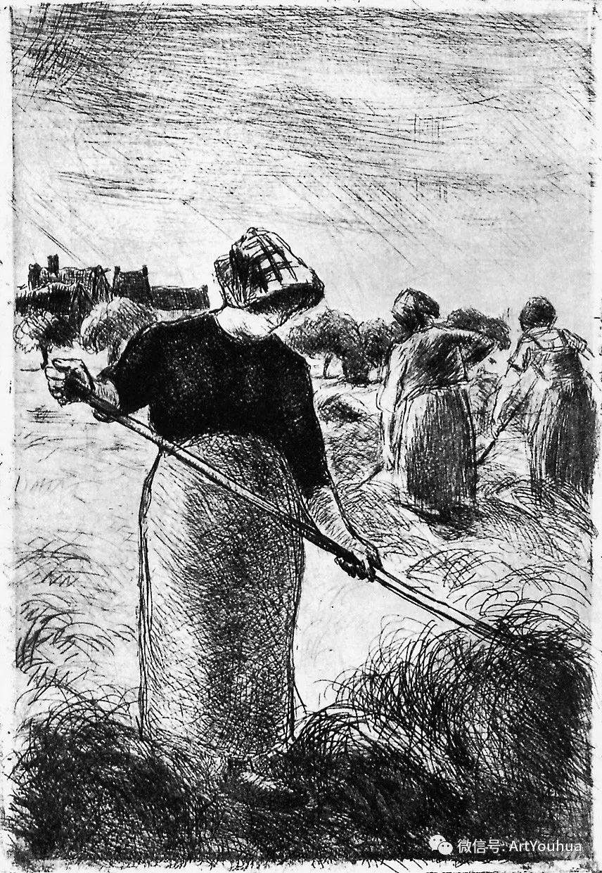 145图 法国印象派画家毕沙罗作品集一插图13