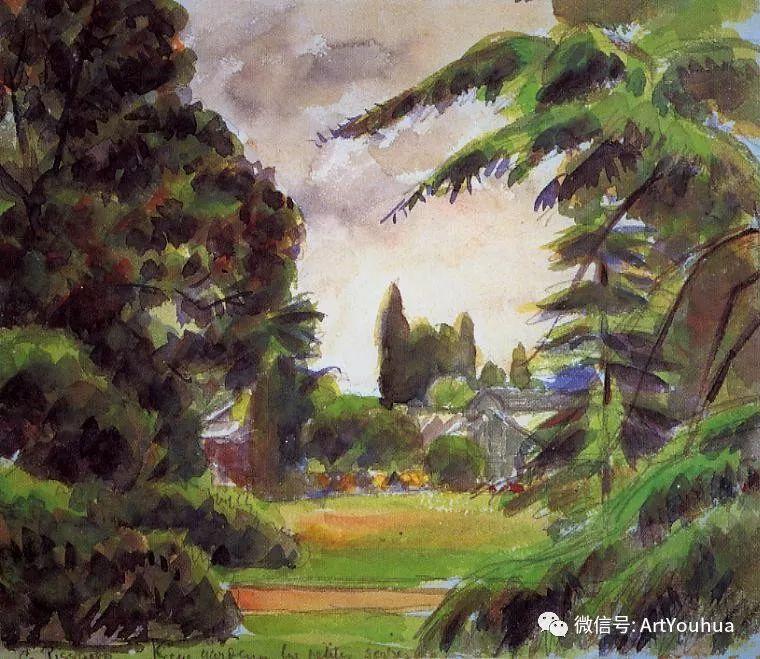 145图 法国印象派画家毕沙罗作品集一插图17
