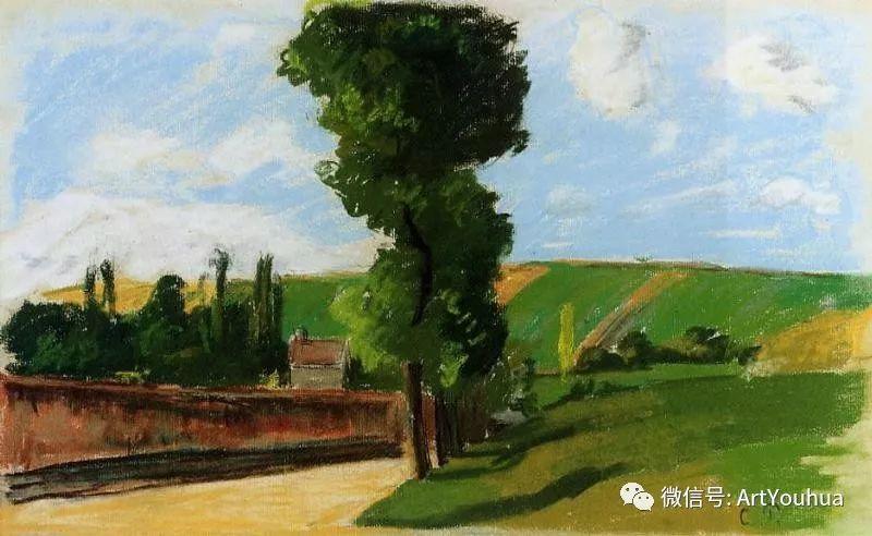 145图 法国印象派画家毕沙罗作品集一插图23