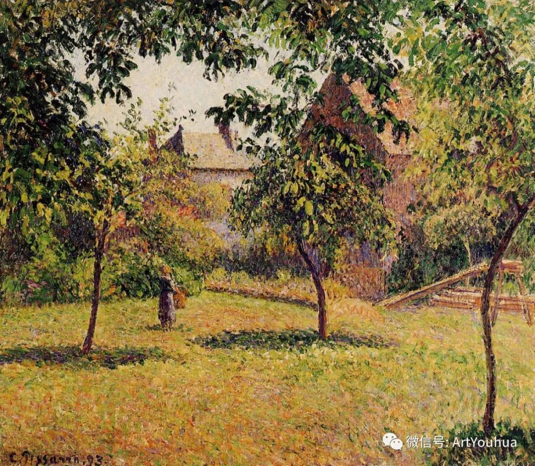 145图 法国印象派画家毕沙罗作品集一插图31