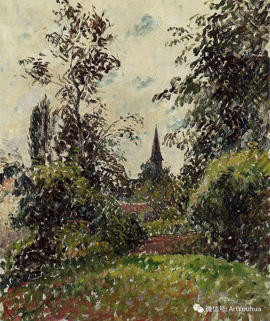 145图 法国印象派画家毕沙罗作品集一插图33