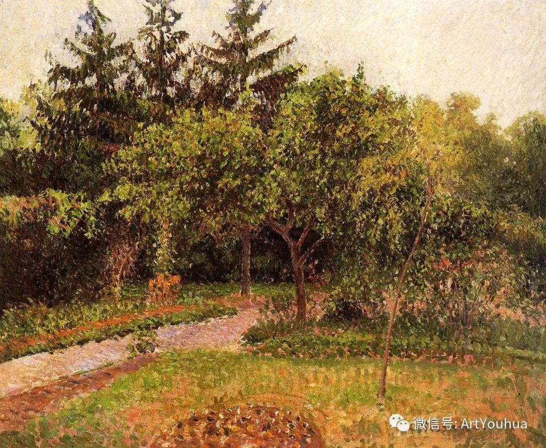145图 法国印象派画家毕沙罗作品集一插图35