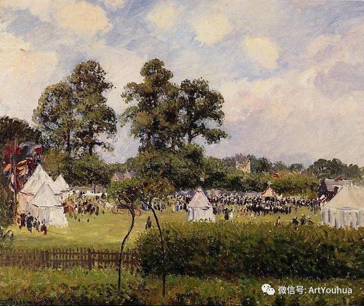 145图 法国印象派画家毕沙罗作品集一插图37
