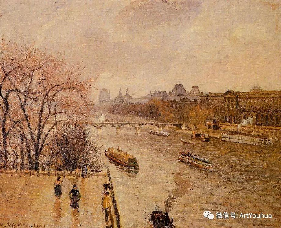145图 法国印象派画家毕沙罗作品集一插图47