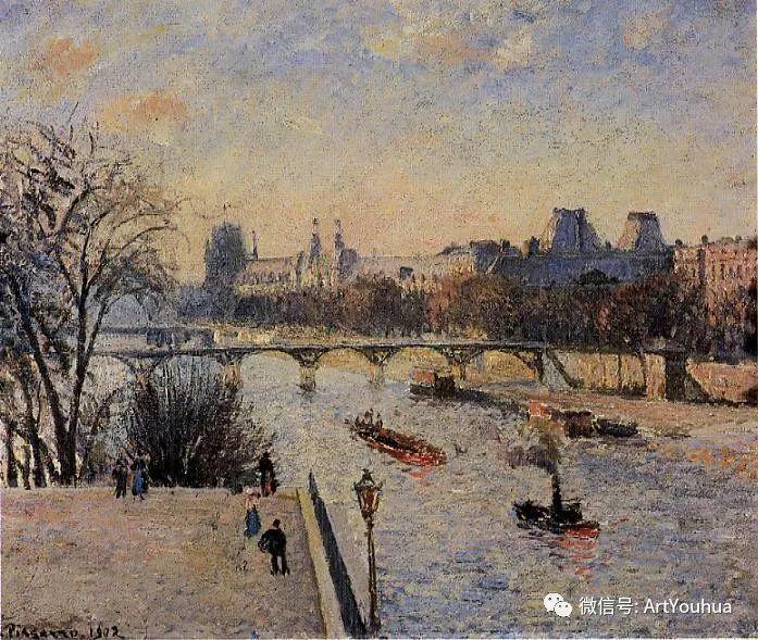 145图 法国印象派画家毕沙罗作品集一插图57