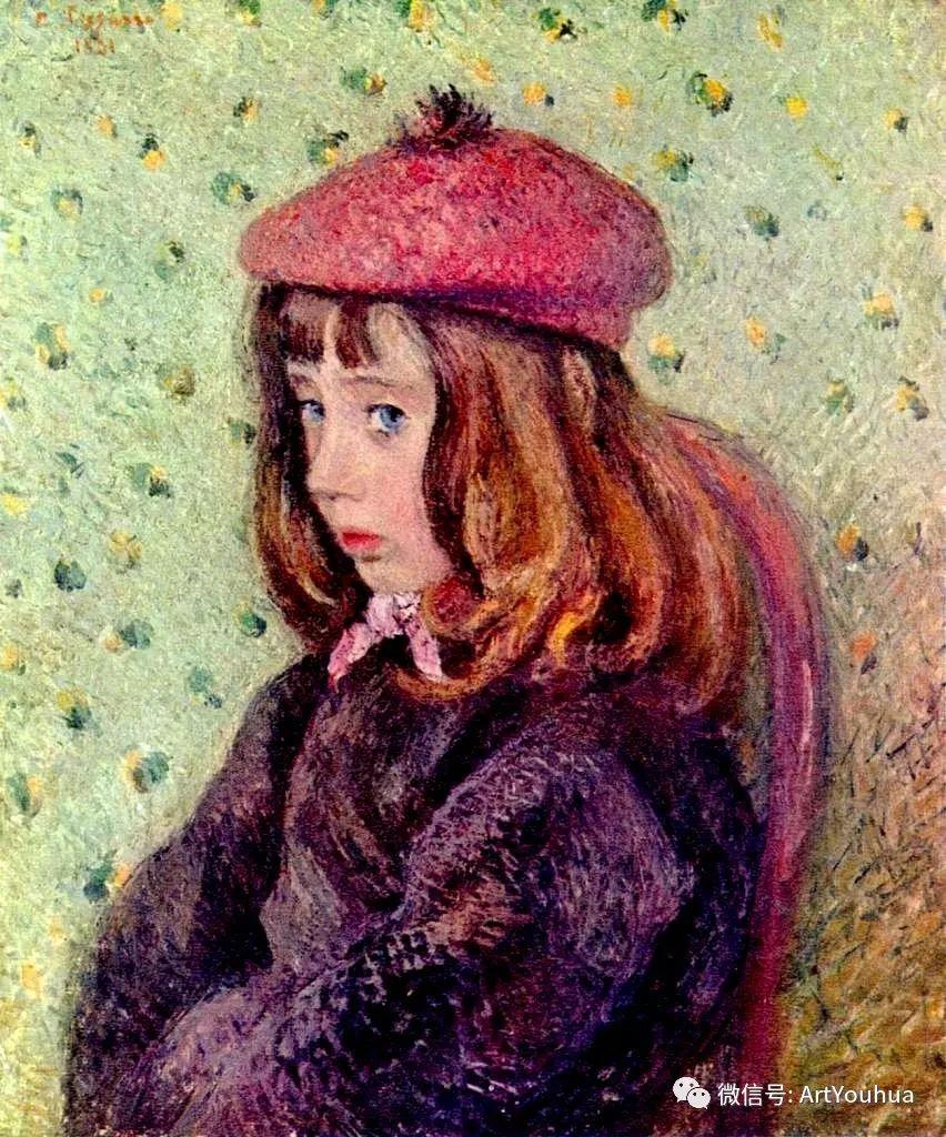 145图 法国印象派画家毕沙罗作品集一插图61