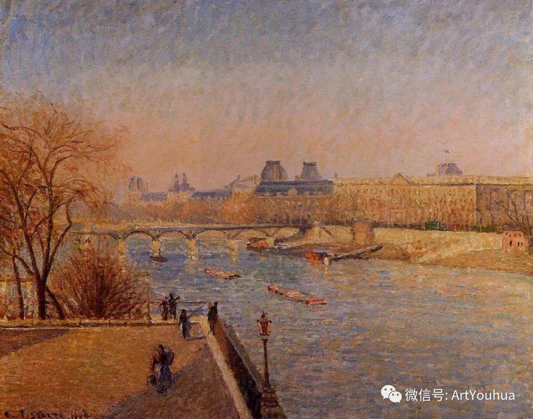145图 法国印象派画家毕沙罗作品集一插图69