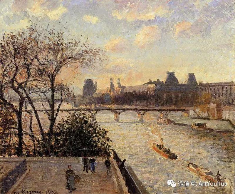 145图 法国印象派画家毕沙罗作品集一插图77