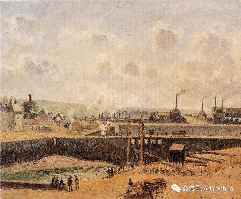 145图 法国印象派画家毕沙罗作品集一插图79