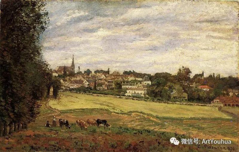 145图 法国印象派画家毕沙罗作品集一插图99