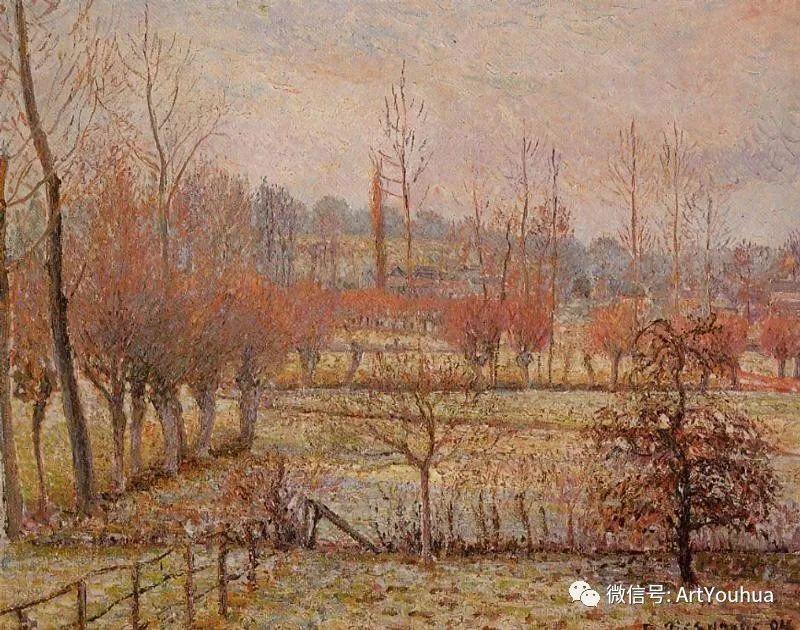 145图 法国印象派画家毕沙罗作品集一插图105