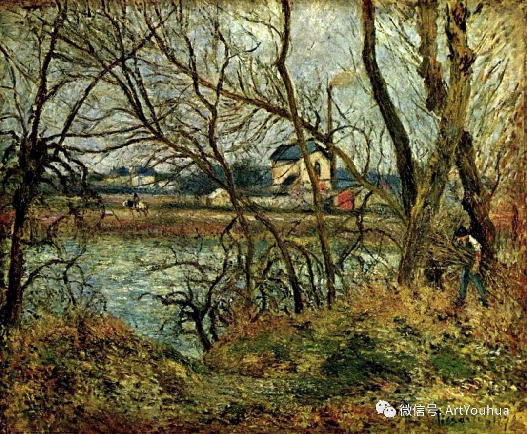 145图 法国印象派画家毕沙罗作品集一插图107