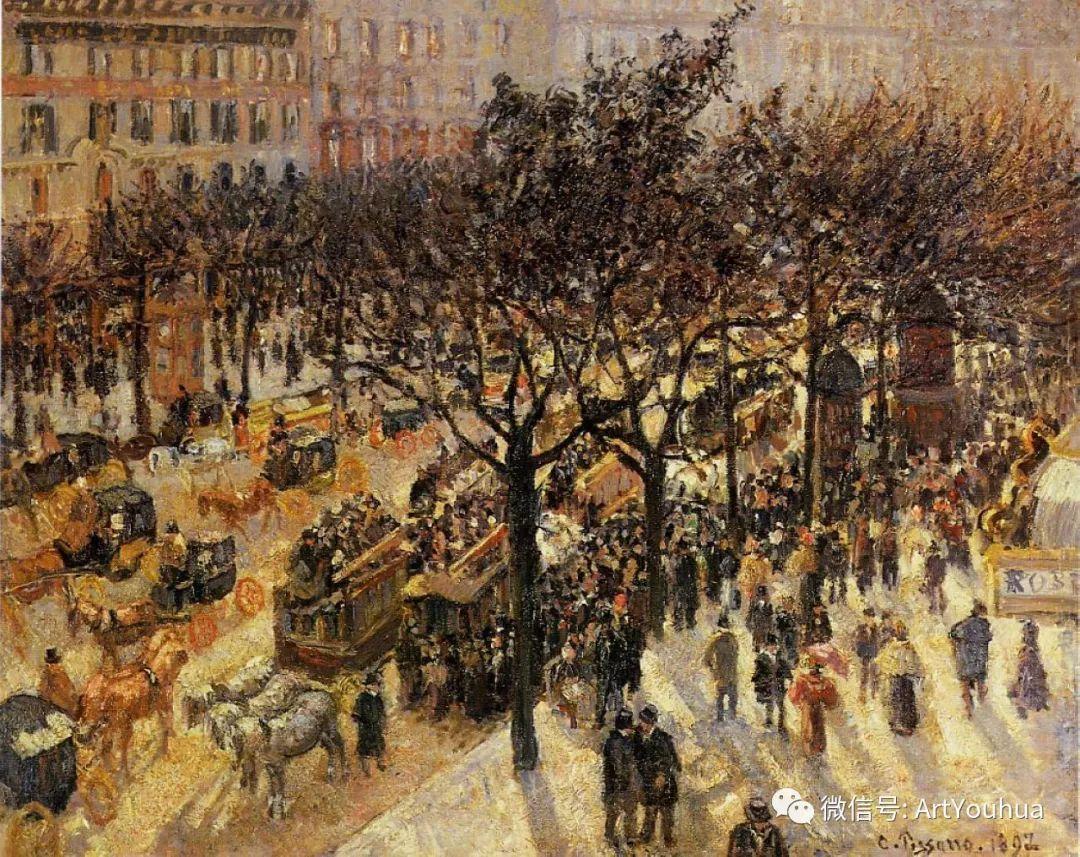 145图 法国印象派画家毕沙罗作品集一插图123