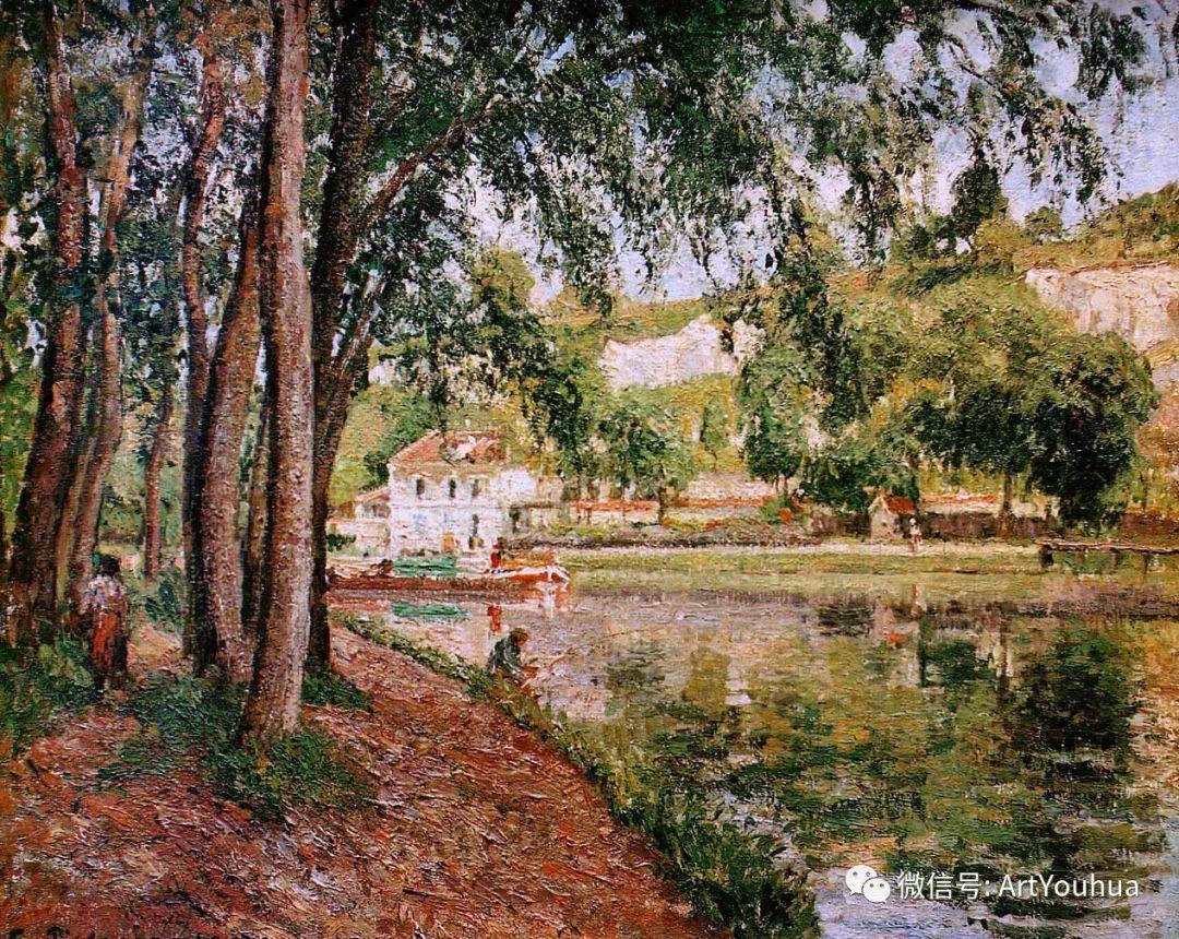 145图 法国印象派画家毕沙罗作品集一插图127