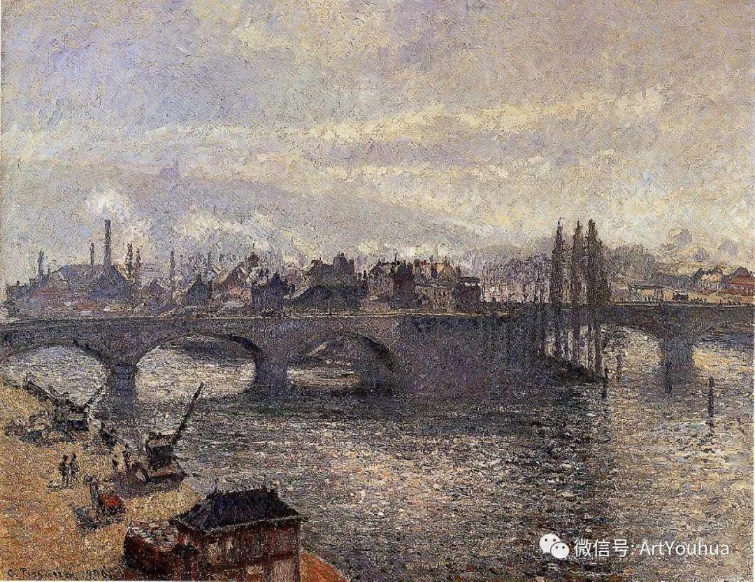 145图 法国印象派画家毕沙罗作品集一插图141