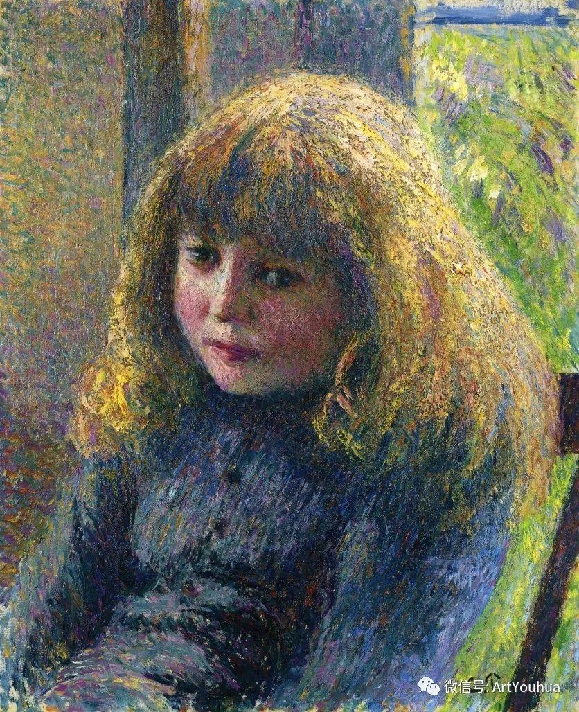 145图 法国印象派画家毕沙罗作品集一插图147