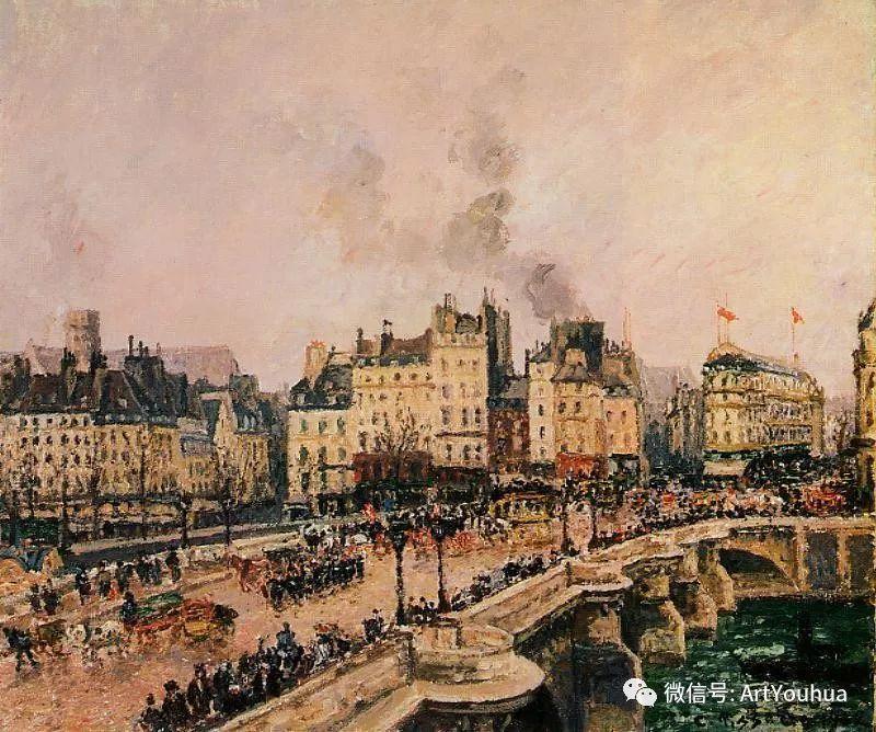 145图 法国印象派画家毕沙罗作品集一插图149