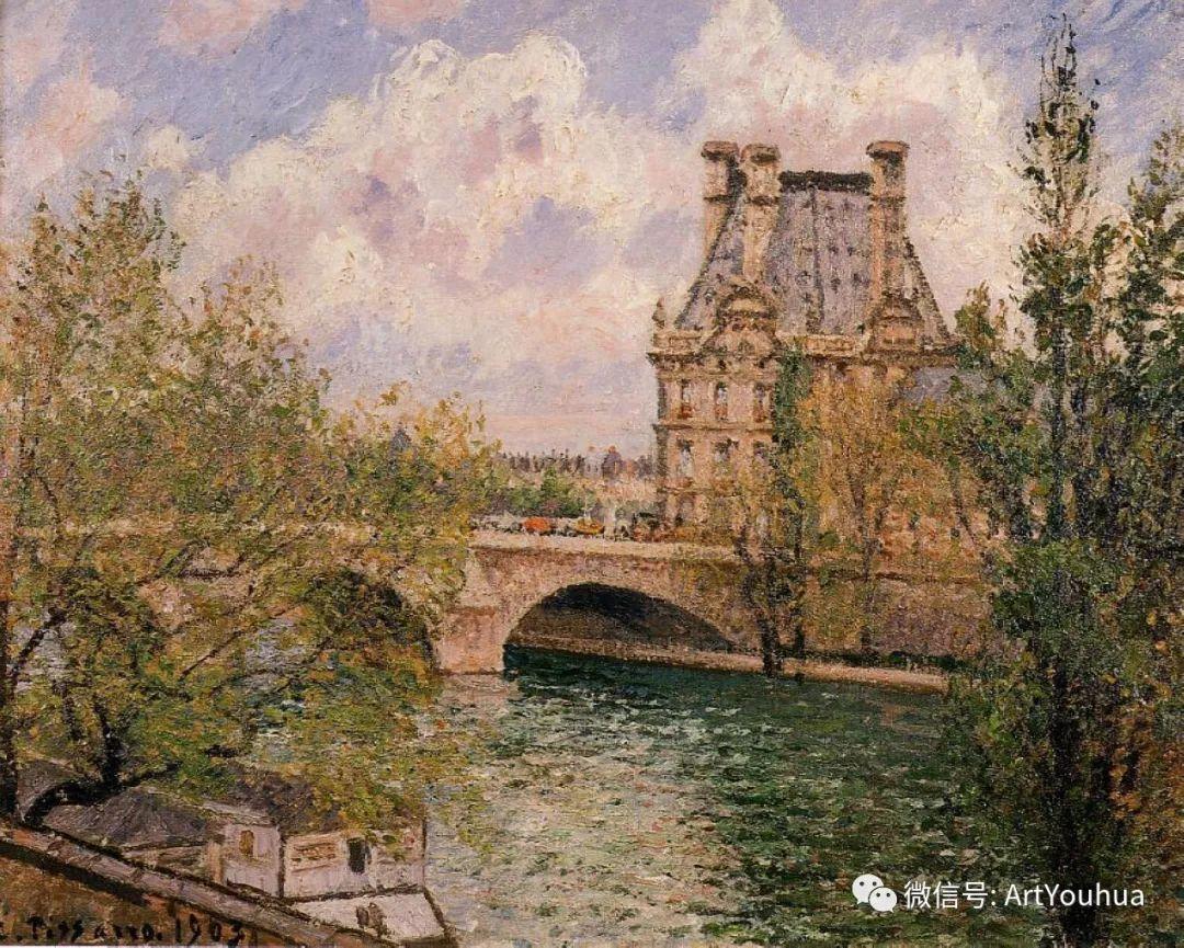 145图 法国印象派画家毕沙罗作品集一插图159