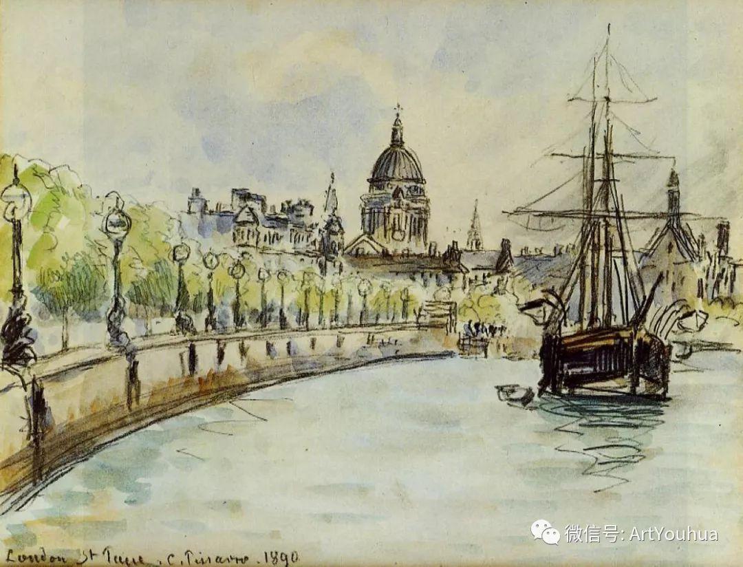 145图 法国印象派画家毕沙罗作品集一插图165