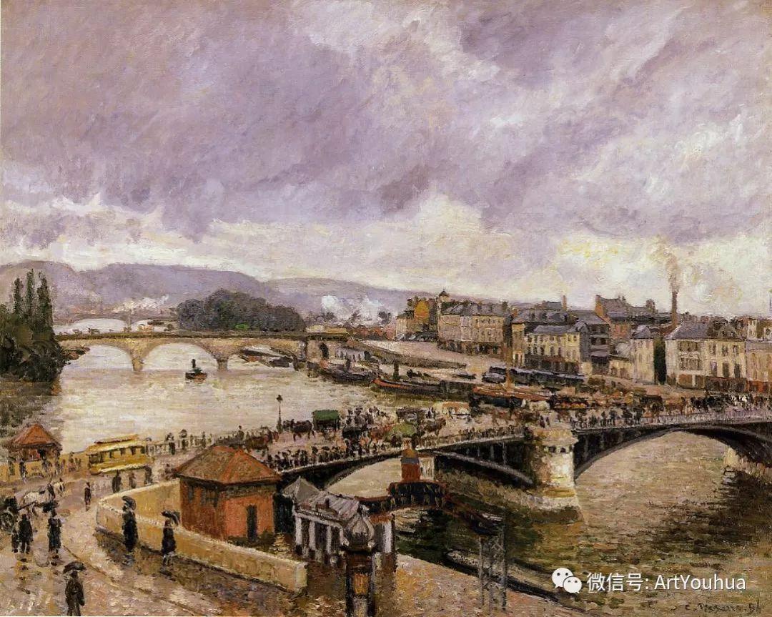 145图 法国印象派画家毕沙罗作品集一插图169